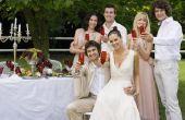 Hoe uit te nodigen volwassenen alleen voor een bruiloft