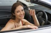 Hoe minder een converteerbare Top op een Mercedes