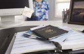 Het verkrijgen van een paspoort voor veroordeelde misdadigers