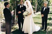 Hoe te kleden voor een buiten bruiloft