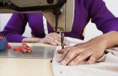 Hoe te knippen & Naai een jurk