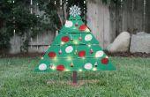 DIY houten Pallet kerstboom