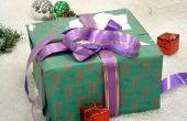 Party spellen voor volwassenen op een kerst geschenk uitwisseling