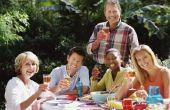 Diner ideeën voor warme zomerdagen
