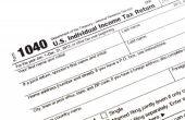 IRS belastingaftrek voor verlies van het bezit van de huur