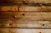 Hoe maak je een tafelblad van hardhoutvloeren