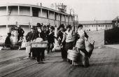 Onderzoek papier onderwerpen over immigratie