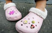 Hoe schoon, wassen, ontsmetten van Crocs en Rubber sandalen