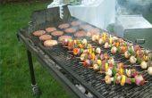 Hoe te te verfraaien van uw tuin voor een zomer Barbecue