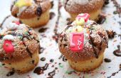 Het verschil tussen Muffins & Cake
