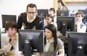 Enkele belangrijke punten op het gebruik van het Internet in het onderwijs