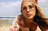 Hoe Dye een hippe sjaal zonder het verwijderen van de munten