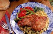 Hoe u kunt opwarmen overgebleven Pork Chops zonder Overcooking