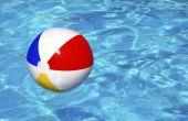 Een openbaar zwembad huren voor een feest