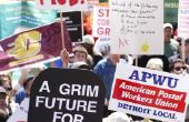 De rol en de invloed van vakbonden