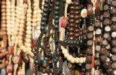 How to Tie uit parel sieraden met Nylon draad of Silk