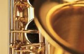 Wat zijn de maten van de saxofoon?