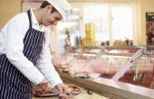Een lijst van slager Shop apparatuur