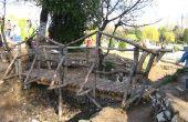 Hoe te bouwen van kleine houten bruggen