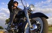 Hoe te een sleutelhanger afstandsbediening programmeren voor een Harley-Davidson