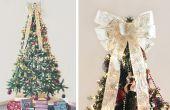 Hoe maak je een Kerstboom Topper boog