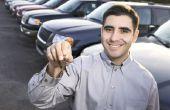 Hoe Vervang verloren sleutels voor een gebruikt voertuig van GM