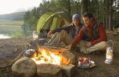 Camping Tips: Hoe een gebraden varkensvlees Barbecue boven het kampvuur