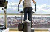 Betekent een hogere elliptische oprit helling doelgroep spieren?