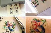 Hoe maak je een tatoeage