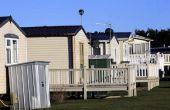 Mobile Home parken met geen grond te huur in Delaware