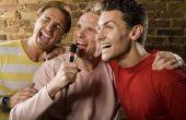 Karaoke wedstrijd ideeën