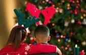 Hoe leren kinderen de betekenis van Kerstmis