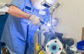Hoe te lassen van aluminium met een draad-lasser