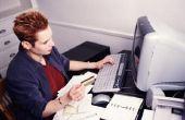 Hoe te verwijderen van kosten-Offs uit een rapport van het krediet