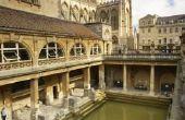 Feiten over de Romeinse badhuizen