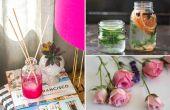 8 goedkope manieren om je huis geur goed natuurlijk