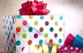 Hoe te te vieren een 40ste verjaardag voor een vrouw