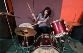 Hoe te identificeren van delen van een Drum Set