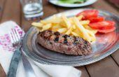 Steak grillen instructies voor een Gas barbecue van Weber