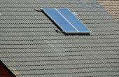 Hoe een zonnepaneel verbinden met apparaten zoals magnetron