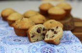 U zult verliefd met deze Chocolate Chip Muffin recept