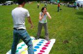 Hoe maak je een Twister spel