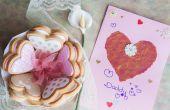 Zelfgemaakte Valentijnsdag cadeau ideeën voor vader van jonge kinderen
