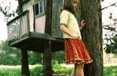Hoe te te verfraaien binnen een kinder Playhouse