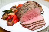 De beste deelstukken van vlees voor het roosteren