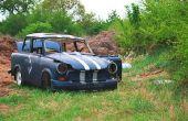 Het verkrijgen van een titel voor een verlaten voertuig in Minnesota