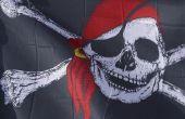 DIY piraat Bed Frame
