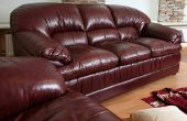 Home Remedies voor reiniging van lederen meubels