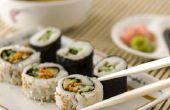 Hoe word ik een Sushi Chef-kok