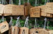 Hoe maak je zelfgemaakte gepersonaliseerde houten borden